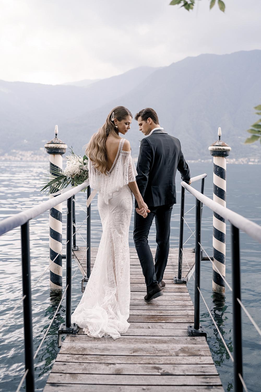 Villa Balbiano, Como, Italy