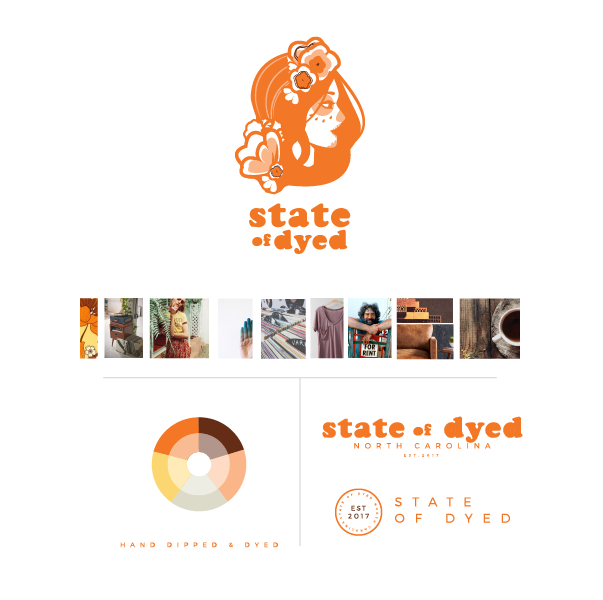State of Dyed Branding
