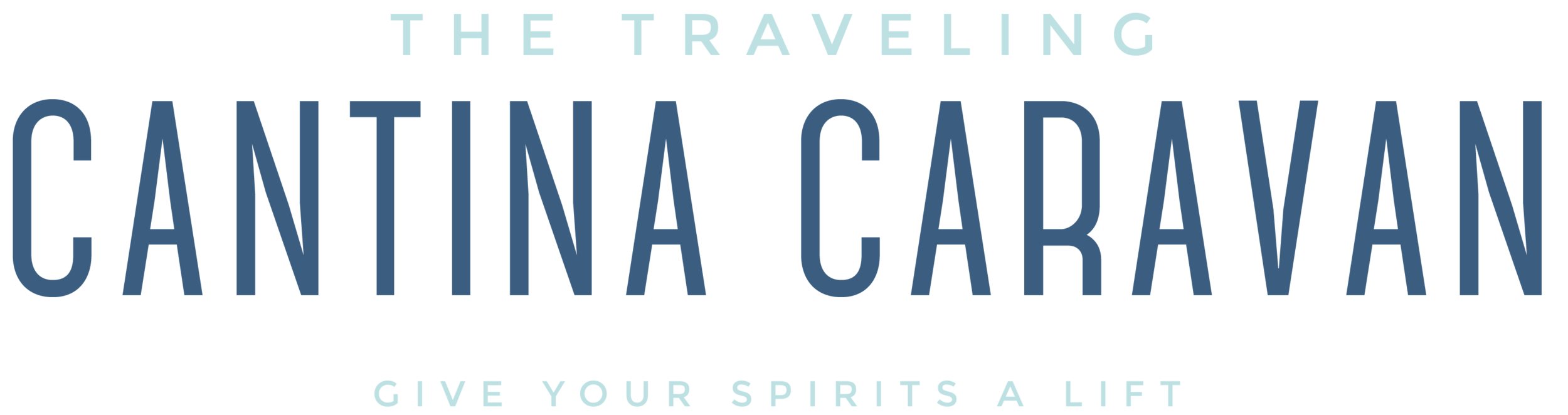 Cantina Caravan Secondary Logo