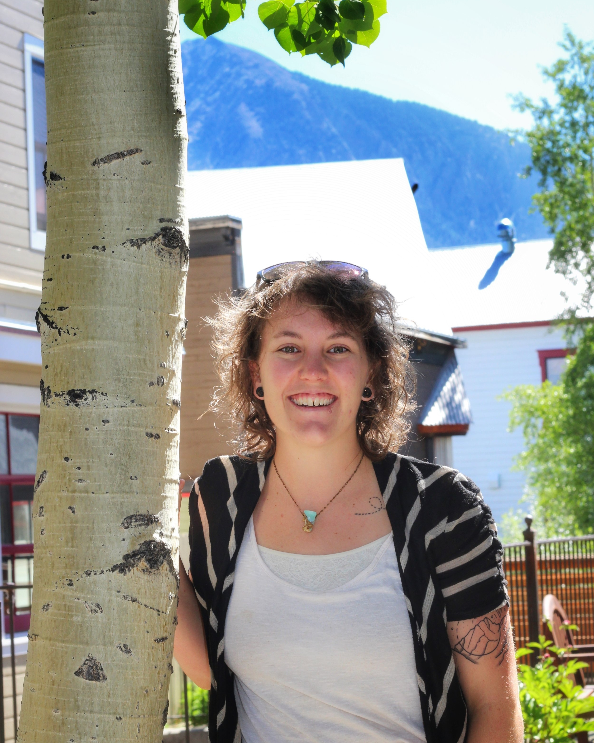 Chelsey Wilson Creek Side Spa Massage Therapist Crested Butte