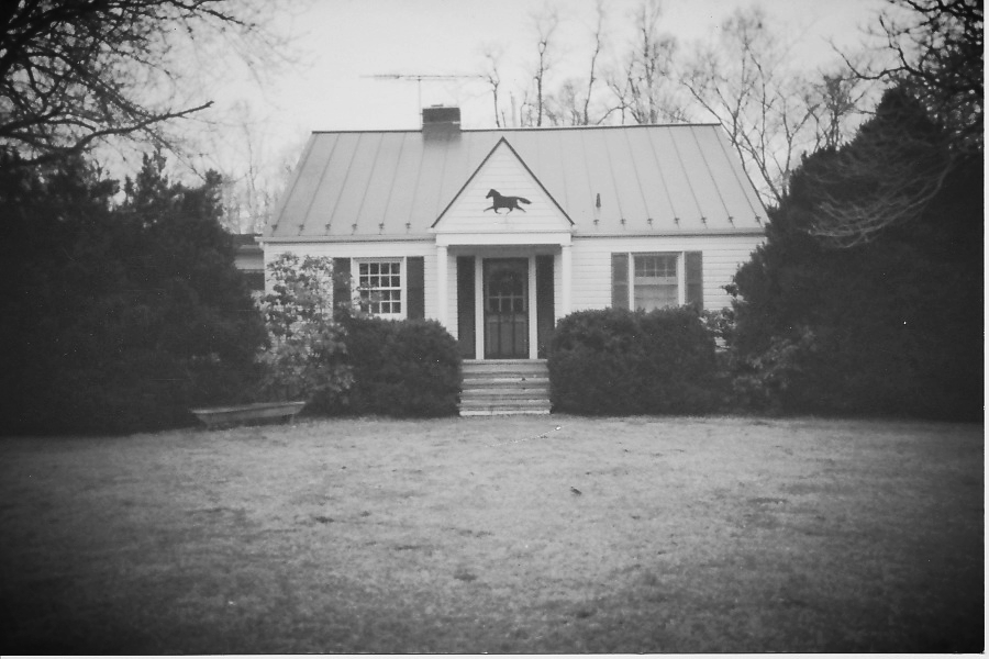 Luther Paul Weber Country Retreat Before 1