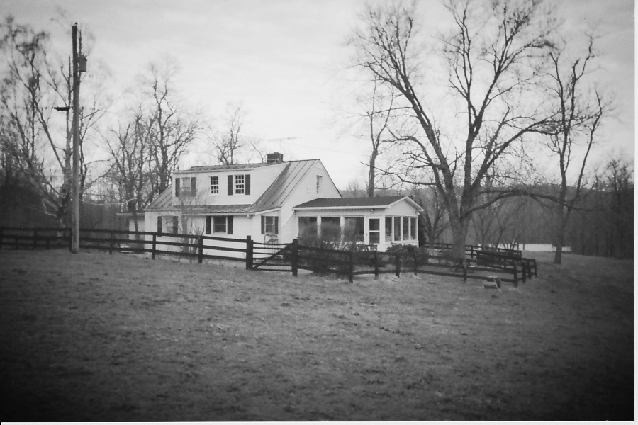 Luther Paul Weber Country Retreat Before 4