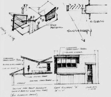 Architecture Services in Northern VA - Sketch 2