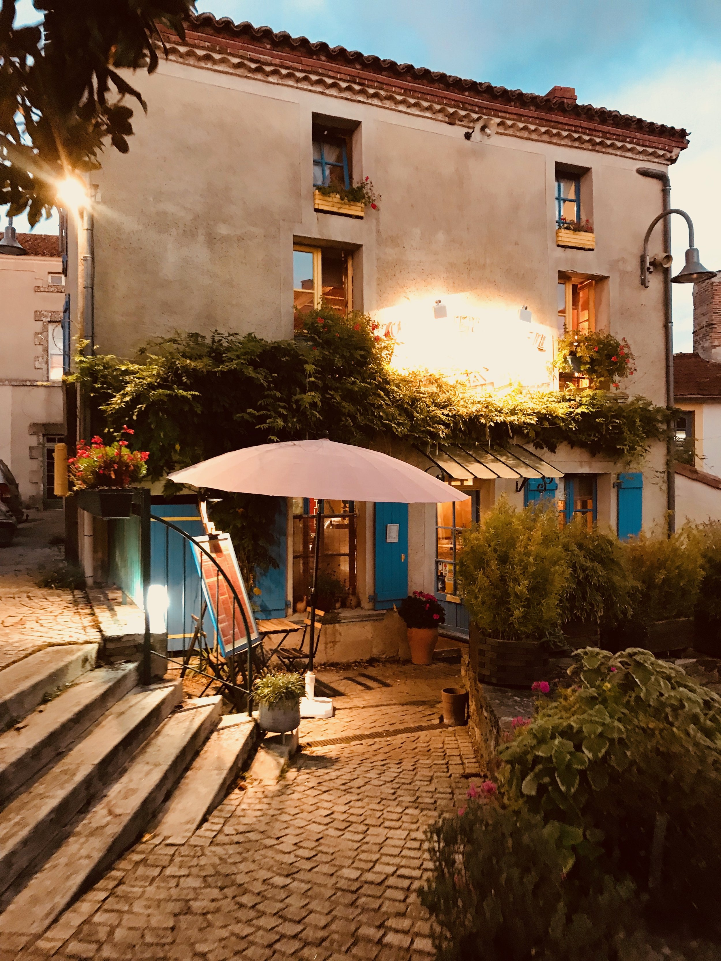 La Creperie du Soleil, Mouchamps, France