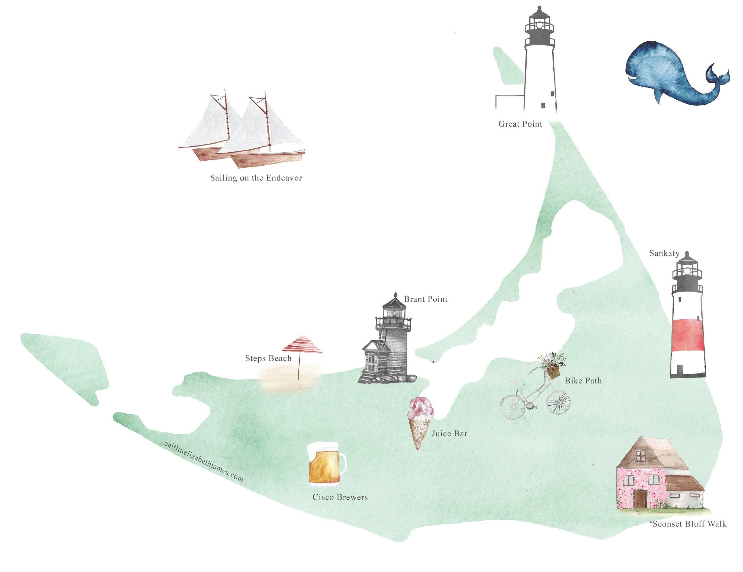 nantucket-guide-instagram-caitlin elizabeth james-things to do