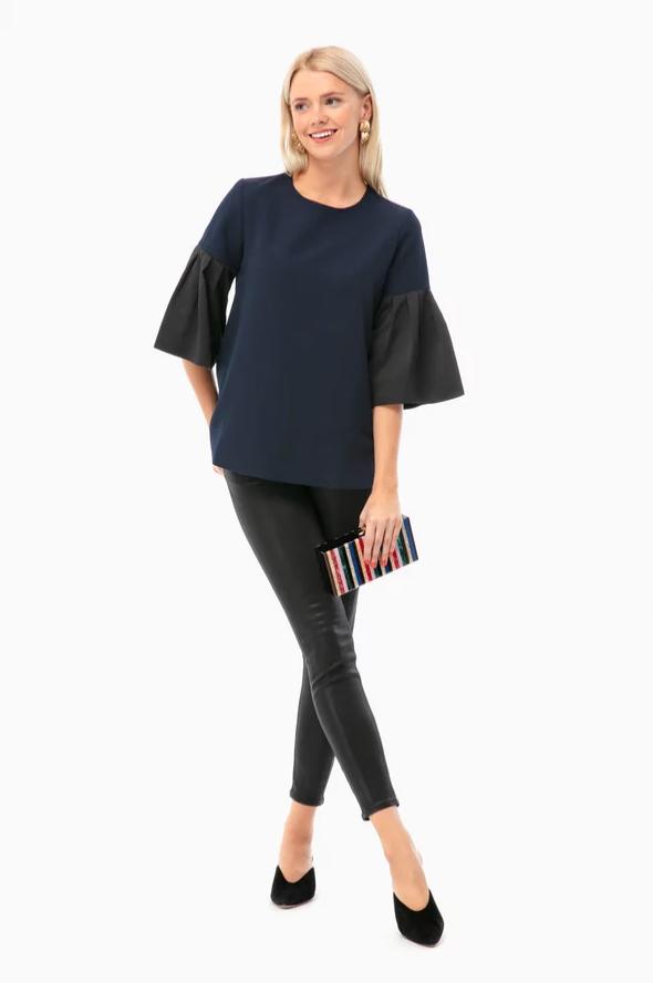 caitlin elizabeth james-tuckernuck-navy-harper-belle-sleeve-blouse.png