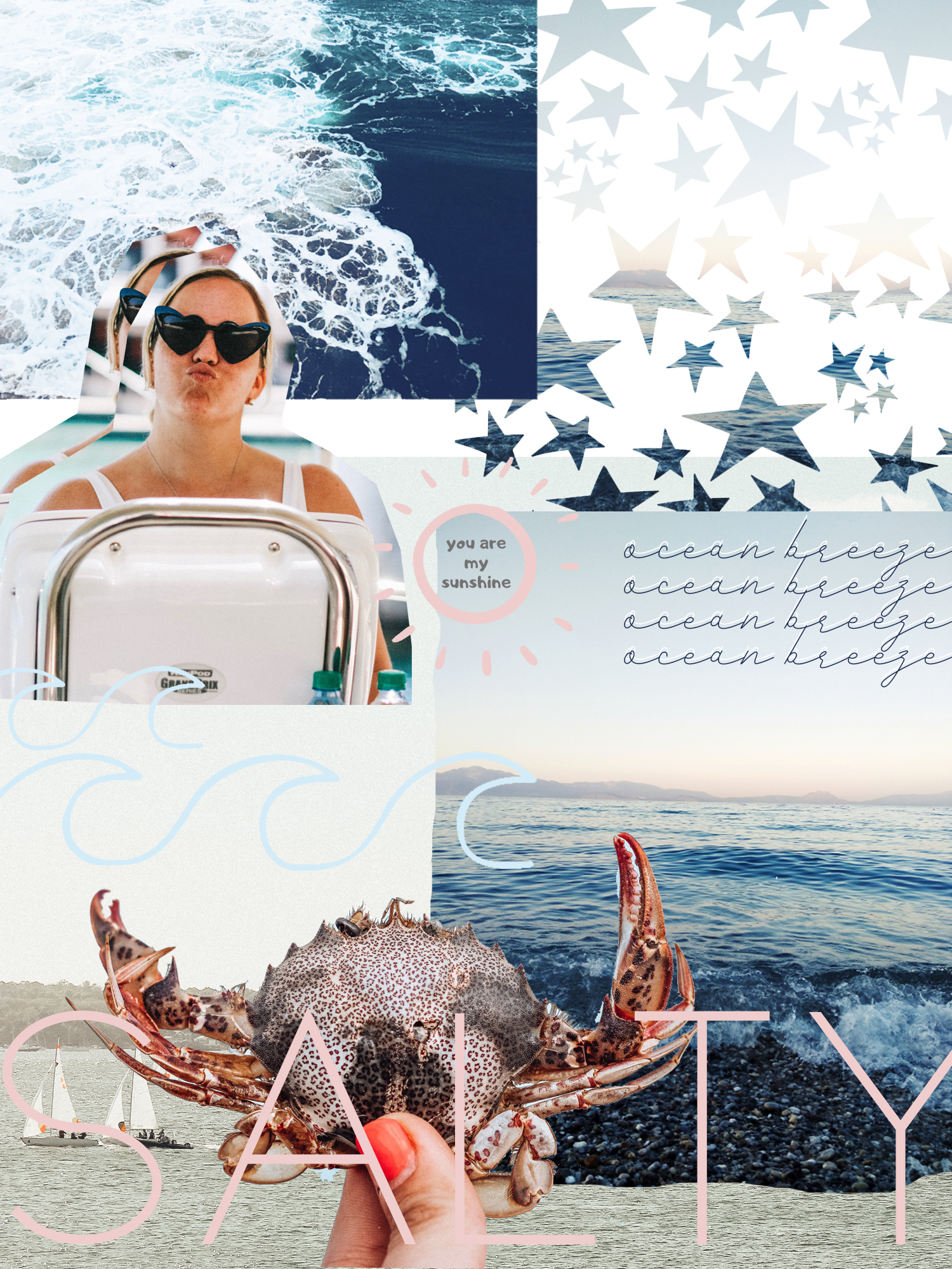 salty collage-caitlin elizabeth james-ocean-salty-collage-inspiration