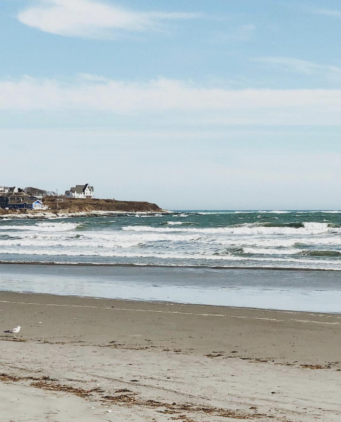 Easton's Beach, Newport, Rhode Island