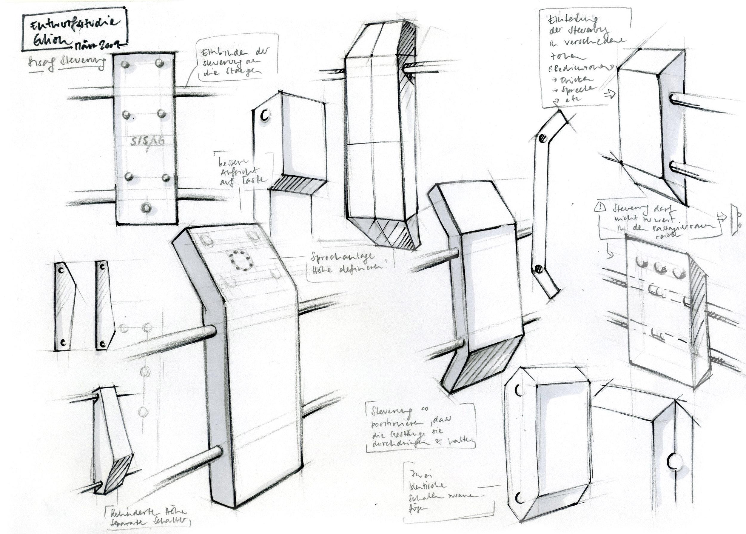 Industrial design - Sie wollen neue Ideen für zukünftige Produkte?Sie wollen eine Überarbeitung eines bestehenden Produktes?Sie wollen visionäre Ideen?Wir entwickeln Produkte von der Ideenfindung bis zum Prototypen