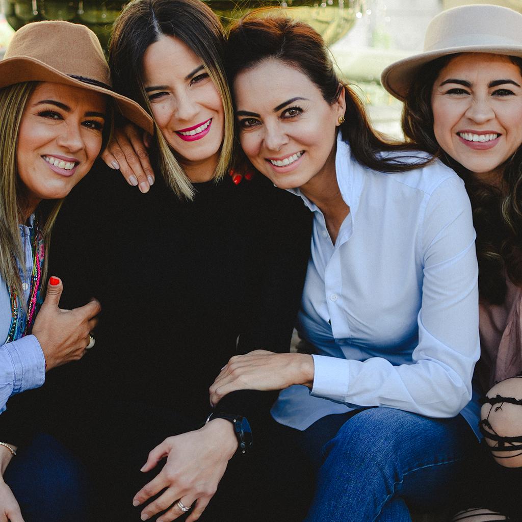 mujeres de alcance