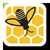 Langstroth Honeybee Brood Box stacked