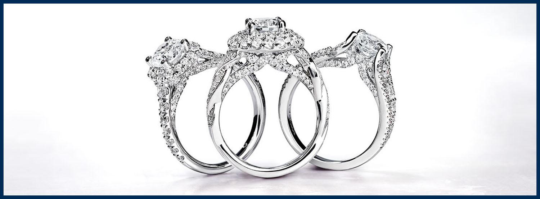 Bookman & Son Diamond Engagement Ring 3