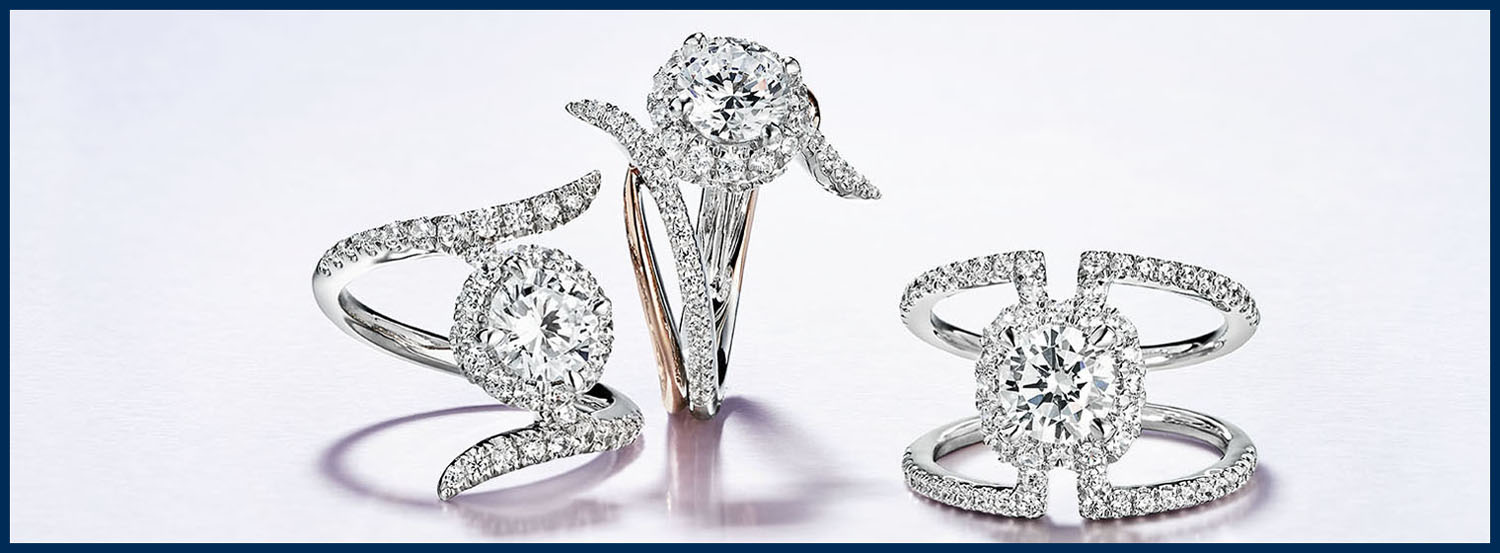 Bookman & Son Diamond Engagement Ring 4