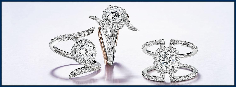 Bookman & Son Diamond Engagement Ring 4