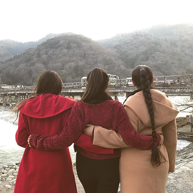 Tokio 🇯🇵 2018 // . . #travelers #travel #friends #tokyo #tokio #japan #instatravel #instafriends #lunadetour #bridge #kyoto