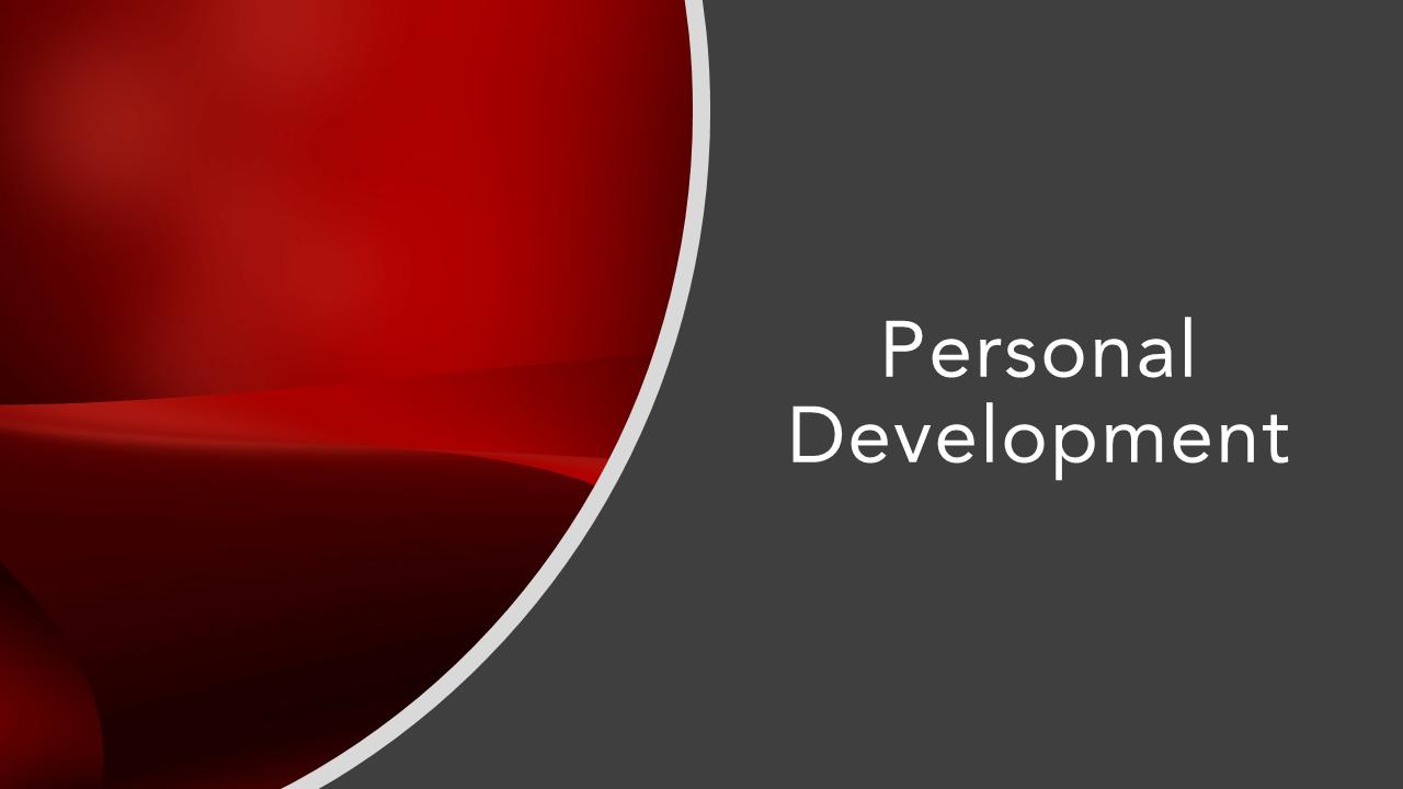 Personal Development Services
