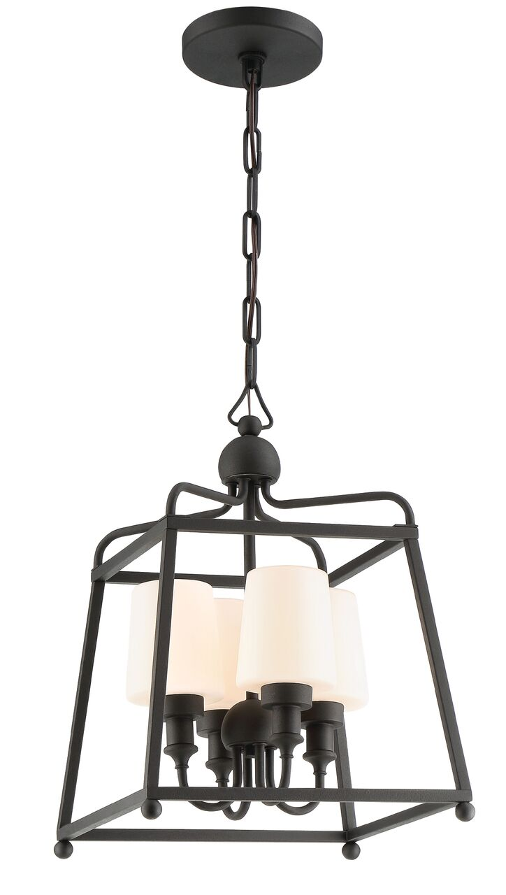 Sylvan Outdoor 4 Light Chandelier