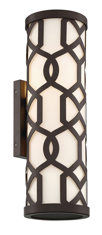 Jennings Outdoor 2 Light Wall Mount