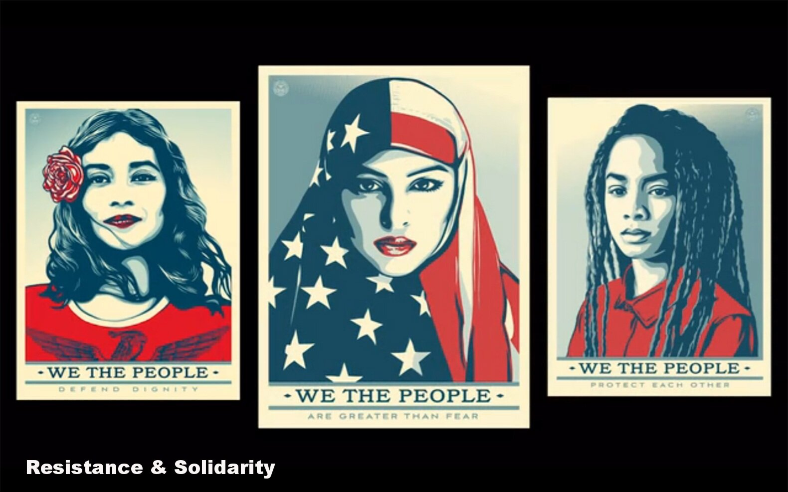 image credit: Shepard Fairey and  amplifier.org