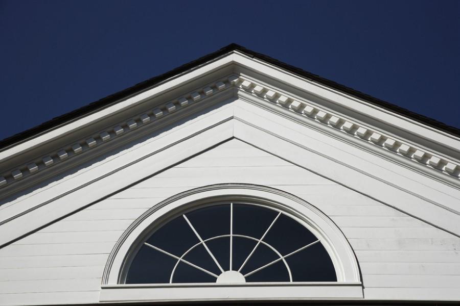 Williams House Attic Window