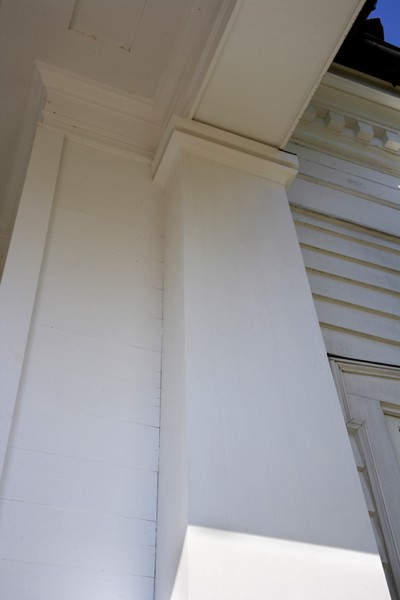 Williams House Wall