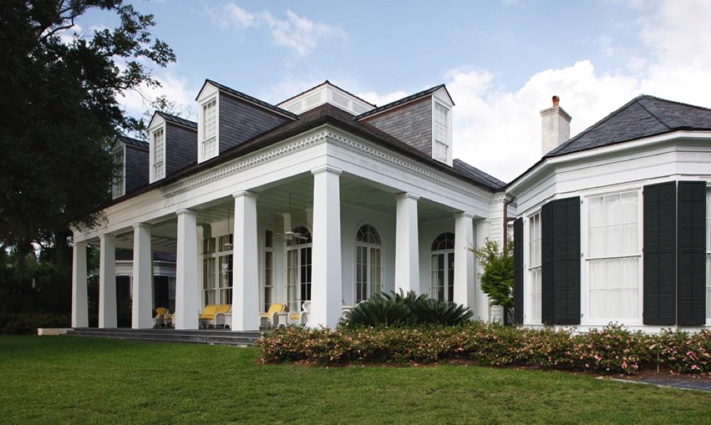 Williams House Patio