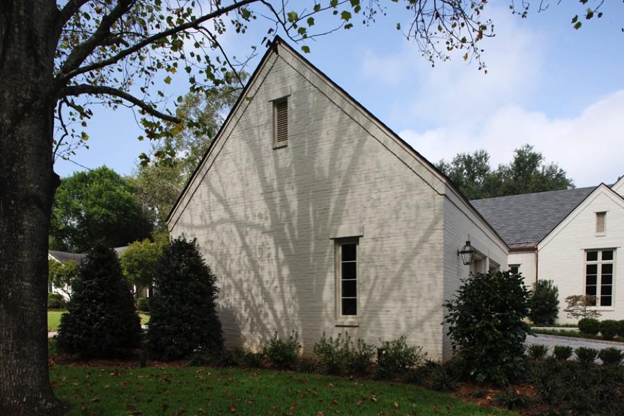 Thomas House Side