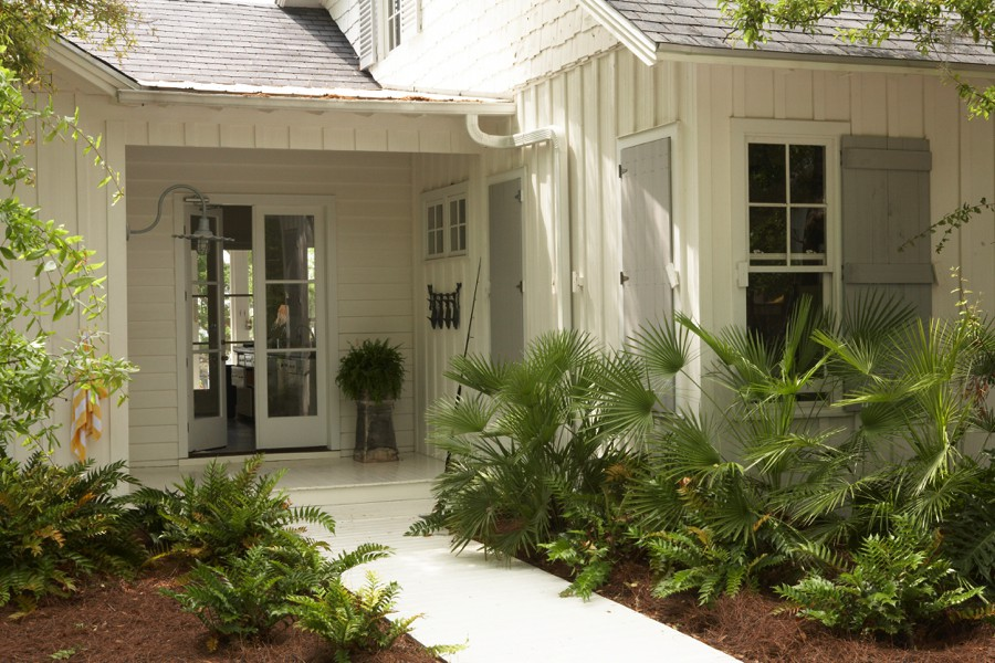 Taylor House Entrance