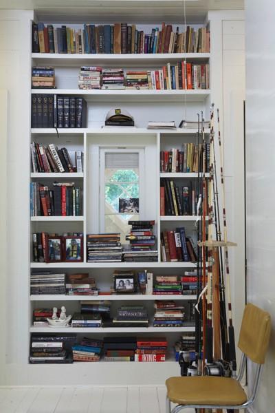 Taylor House Bookshelf