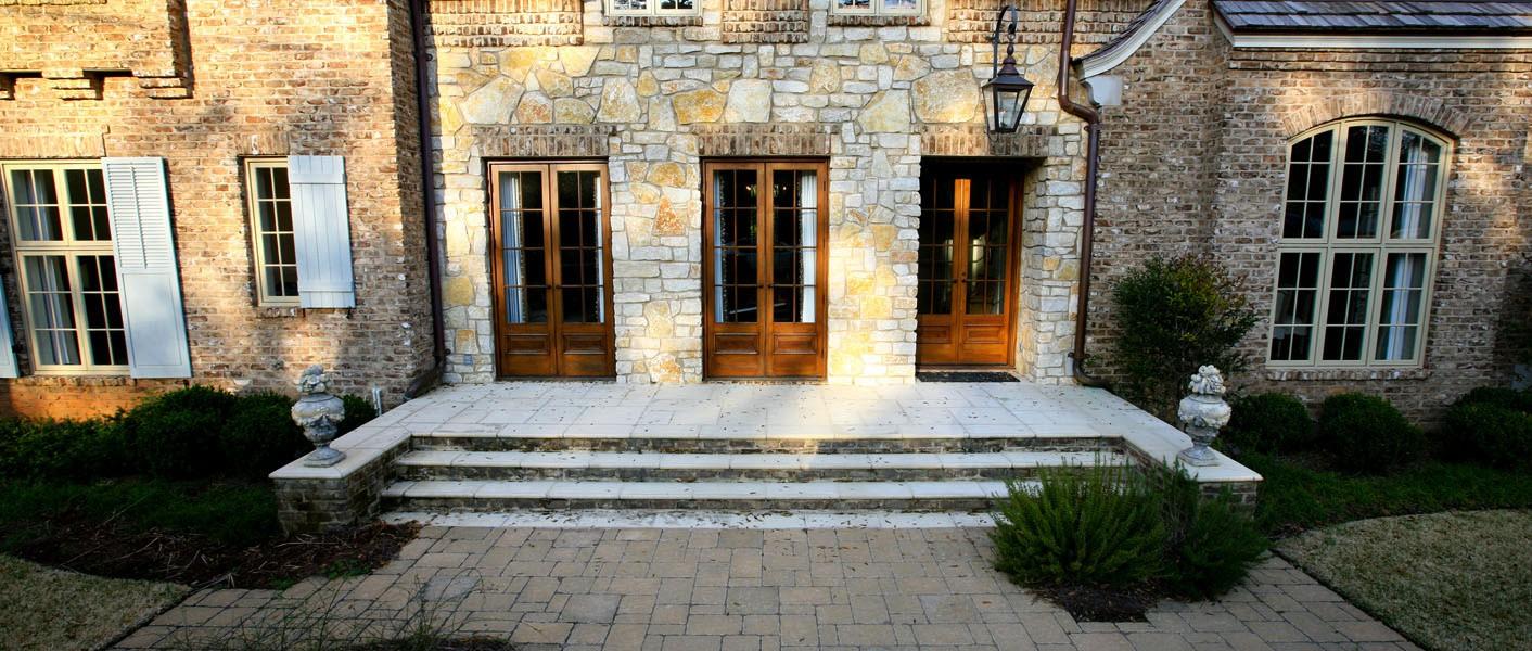 Kirby House Grand Entrance