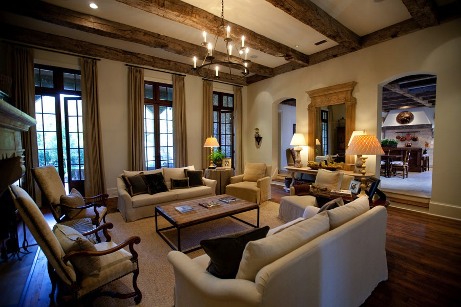 Kirby House Living Room