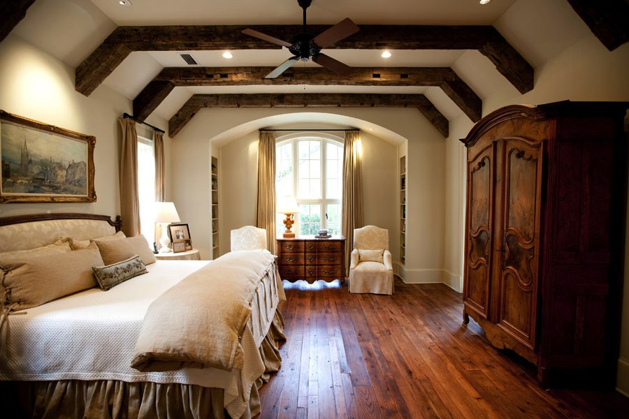 Kirby House Master Bedroom