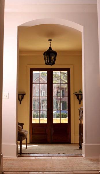 Kirby House Doorway