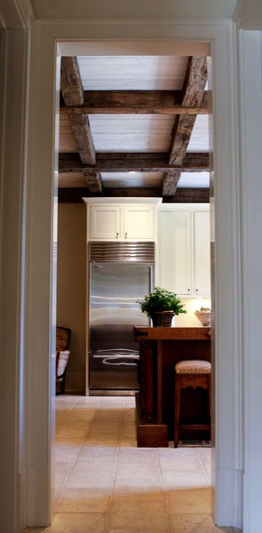 Kirby House Kitchen Refrigerator