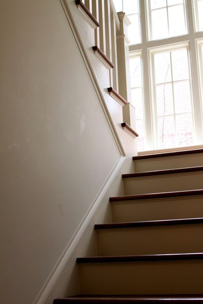 Kirby House Staircase