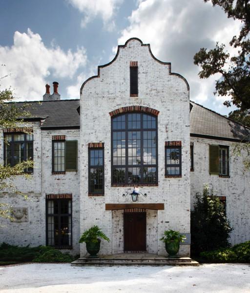 Boehm House Exterior