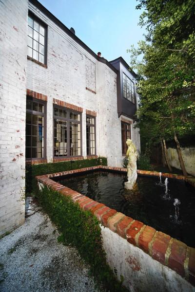 Boehm House Fountain