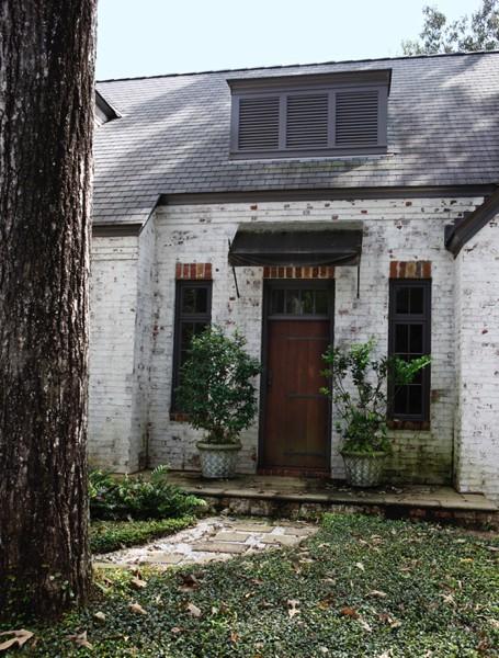 Boehm House Front Door