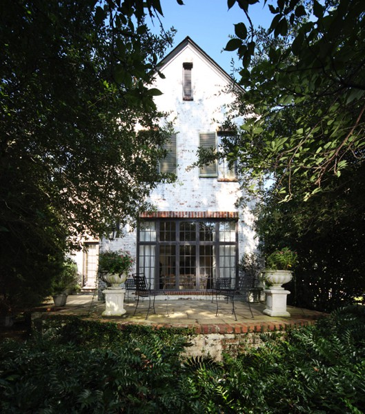 Boehm House Patio