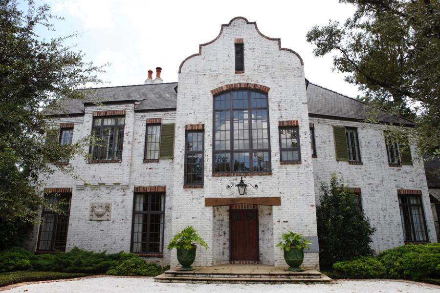 Boehm House Front