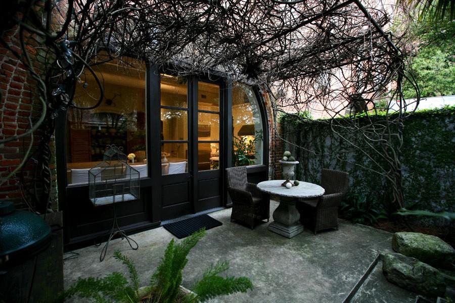 Atchison Loft Garden