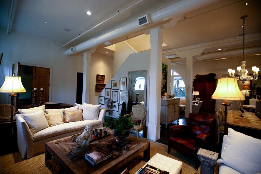 Atchison Loft Family Room