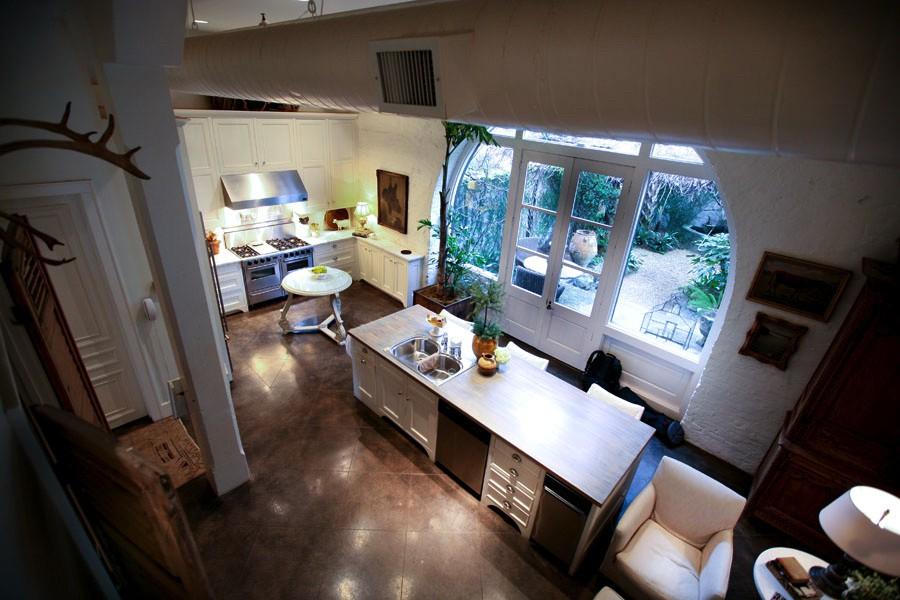 Atchison Loft Kitchen