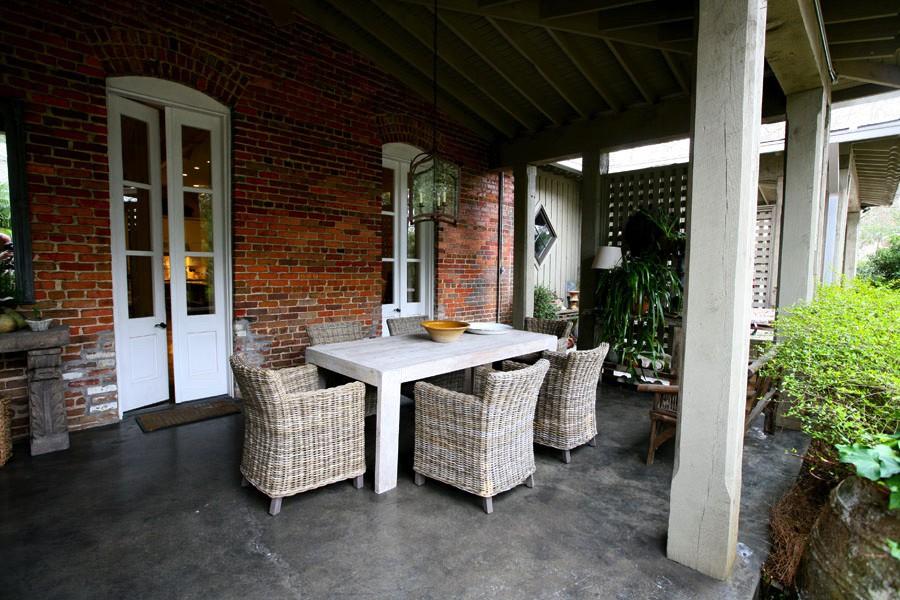 Atchison Loft Sitting Area