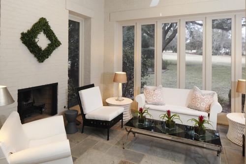 Thomas House Living Room