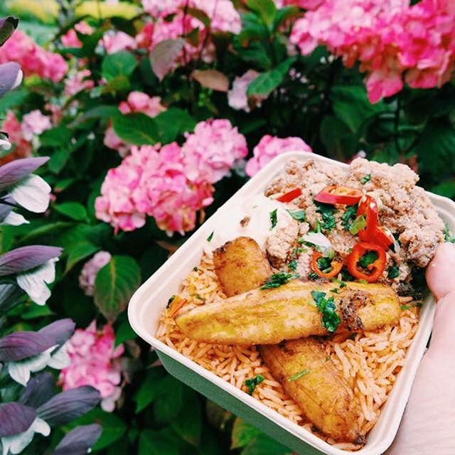 We love @campbestival it's part of our family tradition now. I can't wait for this years festival. Have you been? Their vegan food game just gets better and better 🌱👌
