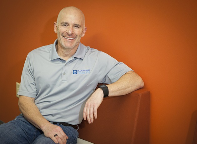 Dan Miller, CEO Blueprint Health