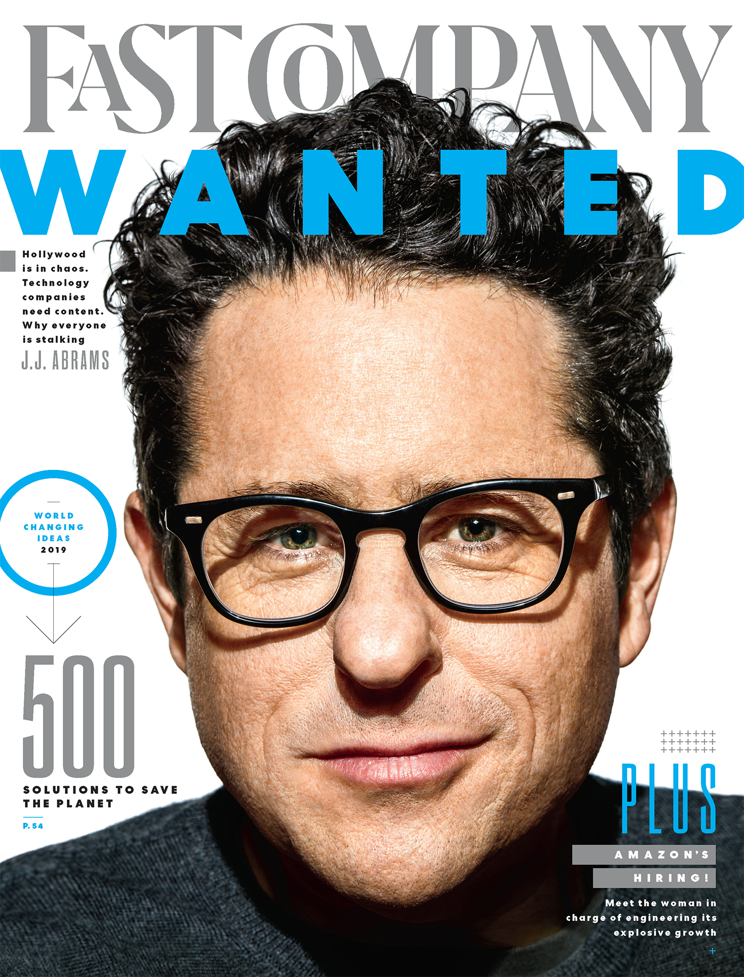JJ Abrams for Fast Company