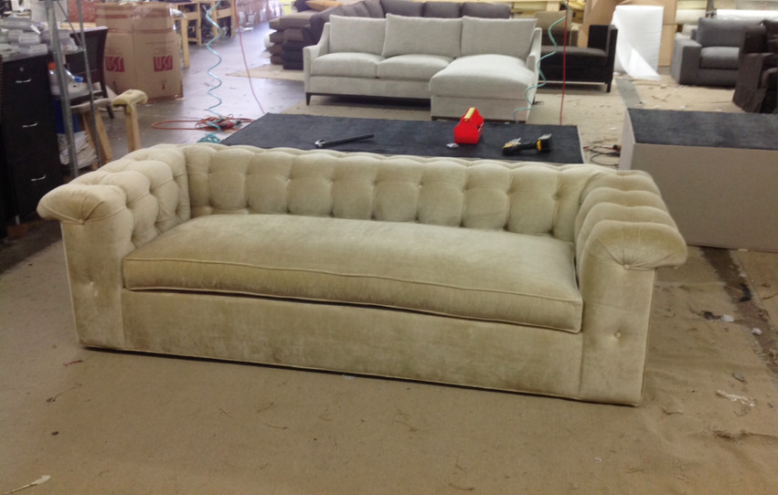 The Wormley Chesterfield