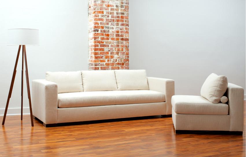 The Calvin Sectional/Sofa + Chair | Modular
